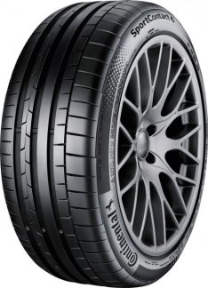 Gomme Continental 265/30 ZR22 XL  97Y TL SportContact 6