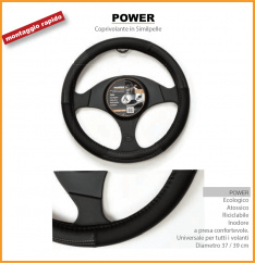 "Coprivolante ""POWER"" 37-39"