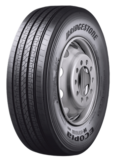Bridgestone 385/55 R 22.5 LUNGHE PERCORRENZE TL ECOPIA H-STEER 001