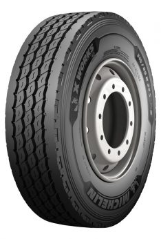 Michelin    13     R 22.5 156K TL TL X WORKS HD D M+S