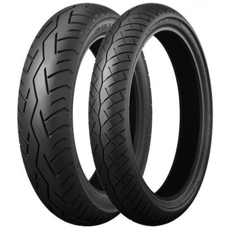 Bridgestone 130/80 - 18 66V Battlax BT45 Post. DOT 19