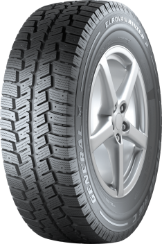 General Tyre 185 R 14C 102/100Q Eurovan Winter 2