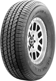 General Tyre 215/85 R 16 115/112S Ameritrac TR DOT 07