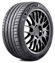 Michelin 255/30 ZR 19 91Y XL Pilot Sport 4S