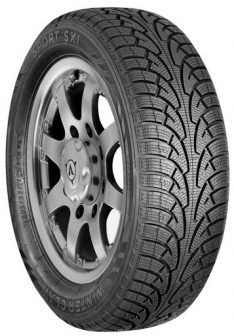 Interstate Tires 185/55 R 15 86H XL Winter Quest