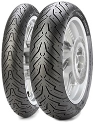 PIRELLI     2RUOTE MOTO RADIALE 90/80   14  ANGEL SCOOTER(FR/RR)   49S
