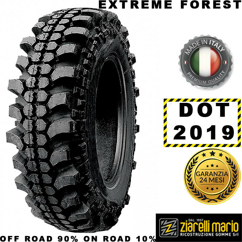 Ziarelli 205/75 R15 102T EXTREME FOREST M+S